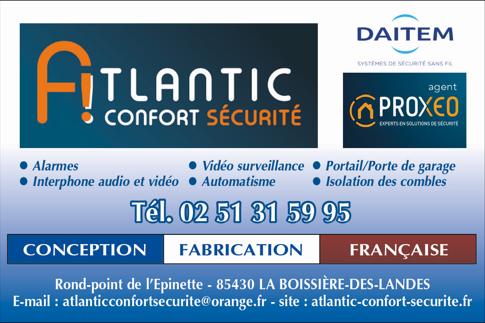 Atlantic sécurité